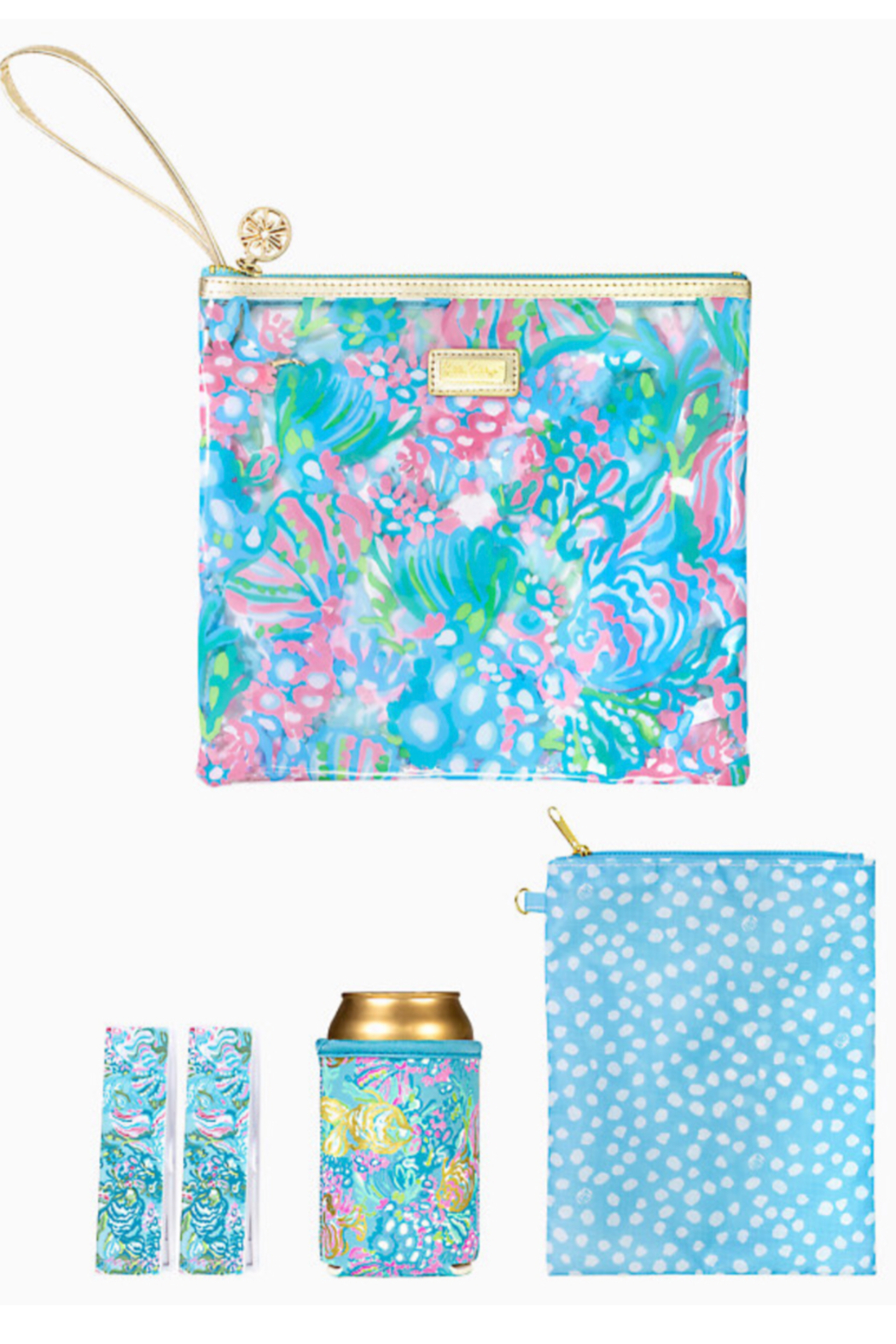 Lilly Pulitzer  Beach Day Pouch - Main Image