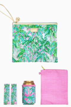 Lilly Pulitzer  Beach Day Pouch,   Suite Views - Product List Image