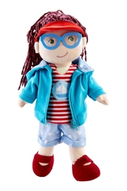 HABA USA Beach Doll Clothes - Front full body