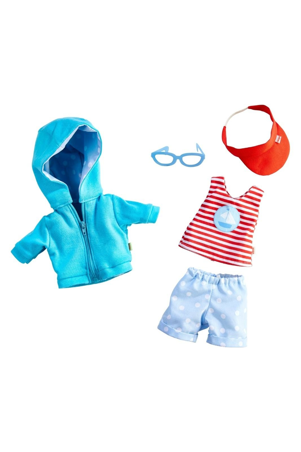 HABA USA Beach Doll Clothes - Main Image