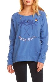 Chaser Beach Feels Sweatshirt - Product Mini Image