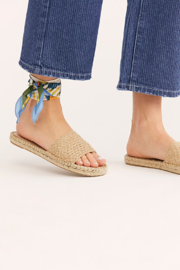 Free People Shoes Beach Front Espadrille in Natural - Product Mini Image