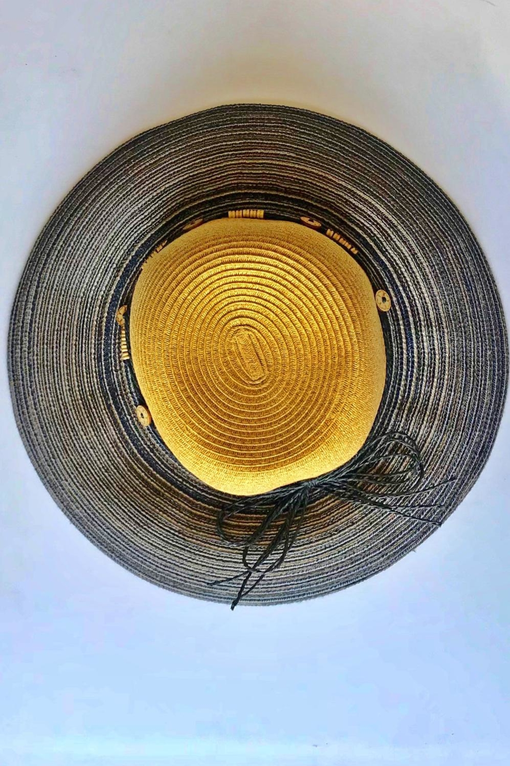 Chynna Dolls Beach Hat - Front Cropped Image