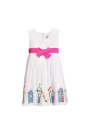 Rockin' Baby Beach Hut Dress - Front cropped