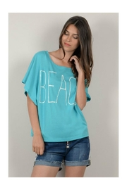 Molly Bracken Beach Loose Tee - Product Mini Image