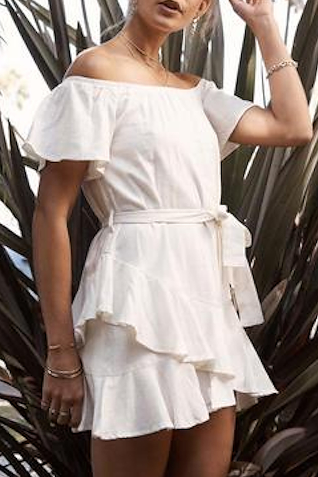 SAGE THE LABEL Beach Luxe Dress - Main Image