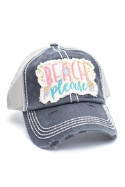KBETHOS Beach Please Cap - Product Mini Image