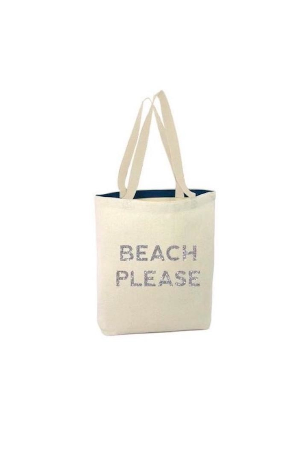 Slant Collections Beach Please Tote - Main Image