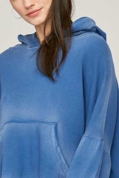 Shoptiques Product: Beach Poncho Hoodie