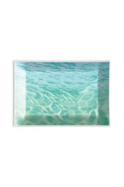 Michel Design Works Beach Rectangular Glass Soap Dish - Product Mini Image