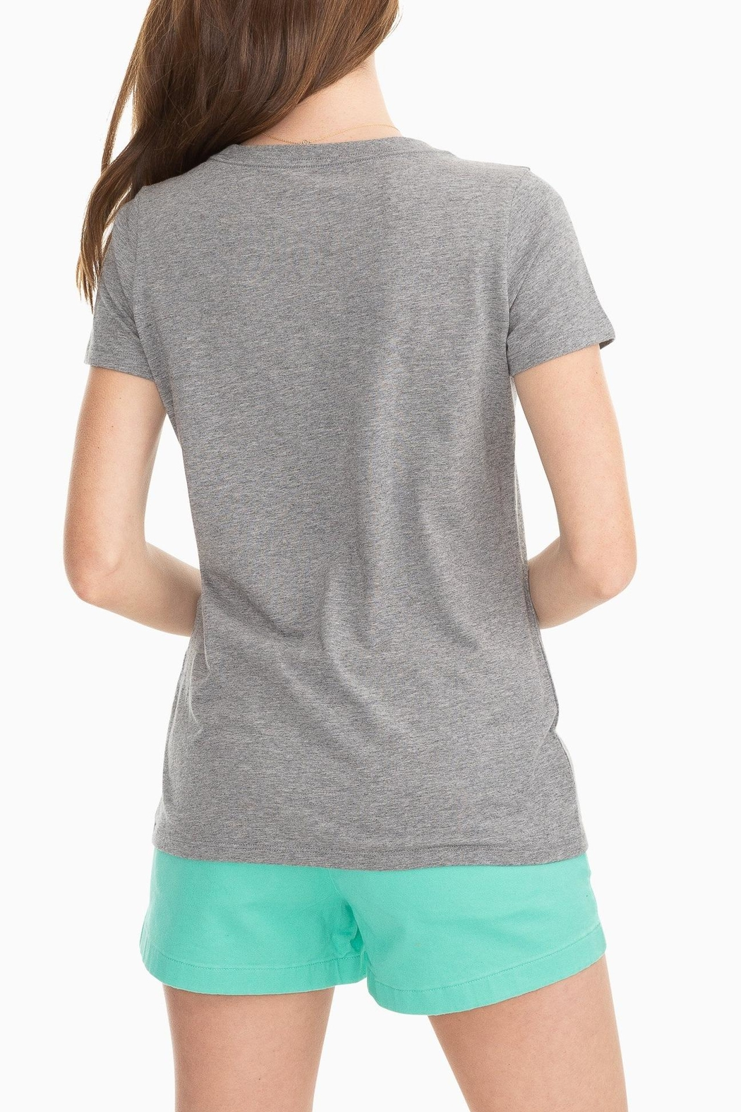 Southern Tide Beach Repeat T-Shirt - Side Cropped Image