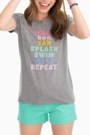 Southern Tide Beach Repeat T-Shirt - Product Mini Image