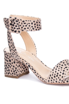Chinese Laundry Beach Side Dotted Heel - Product List Image