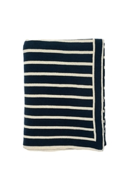 Darzzi Beach Stripe Throw - Product Mini Image