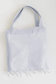 Mer Sea & Co Beach Wrap with Tote Bag - Back cropped