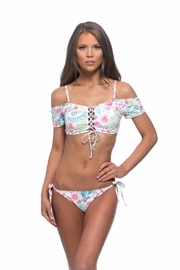 beach joy Bandeau Top Bikini - Product Mini Image