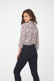 beachlunchlounge Floral Button Down - Side cropped