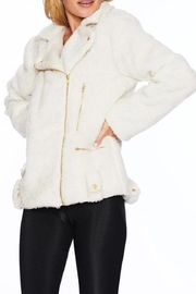 Beach Riot Sherpa Jacket - Front cropped