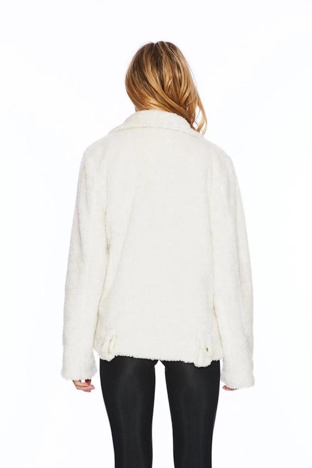 Beach Riot Sherpa Jacket - Front Full Image