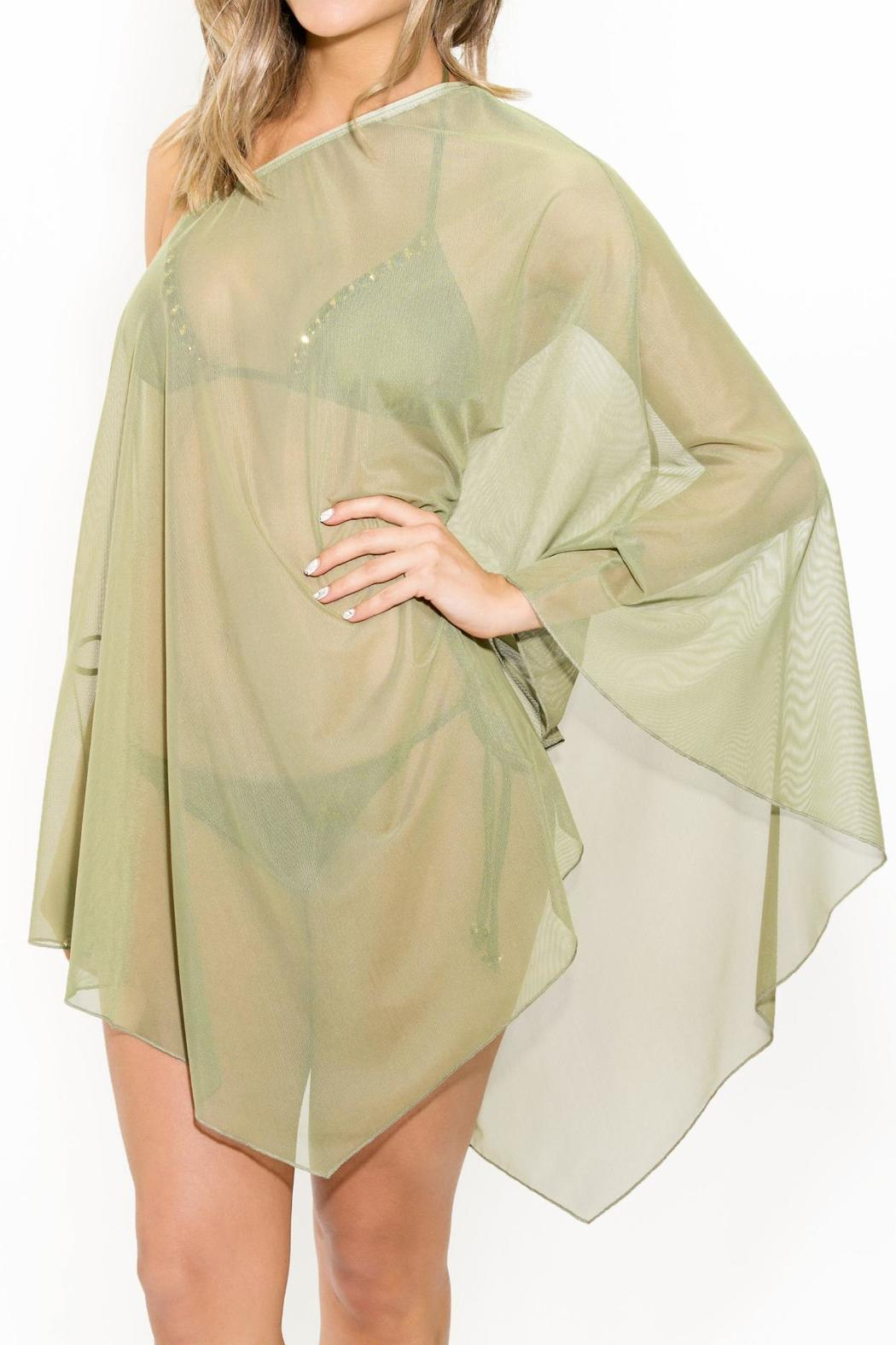 BeachCandy 3 Way Swim Coverup - Front Cropped Image