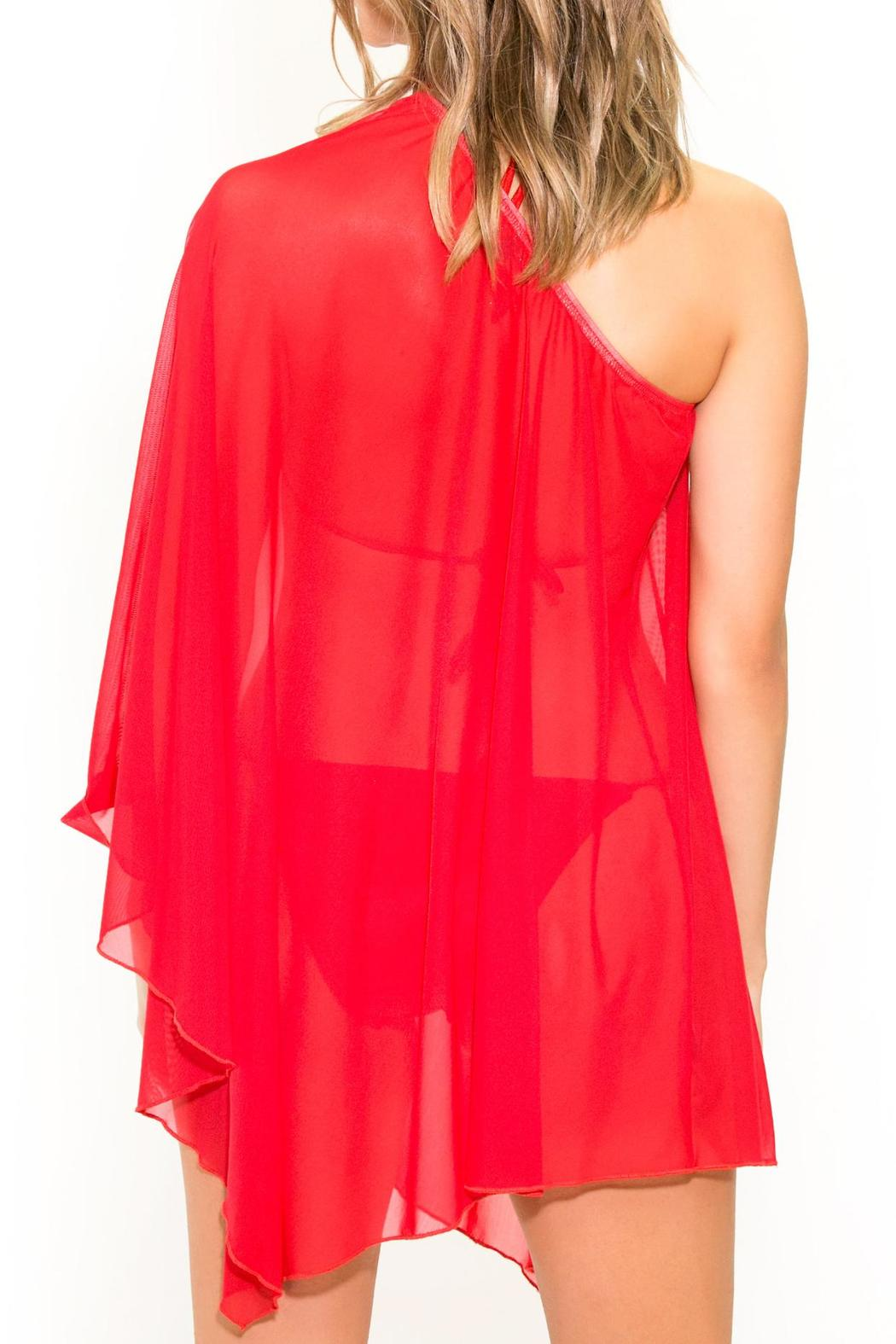 BeachCandy 3 Way Swim Coverup - Side Cropped Image