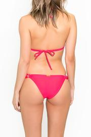 BeachCandy Halter Bikini Top - Back cropped