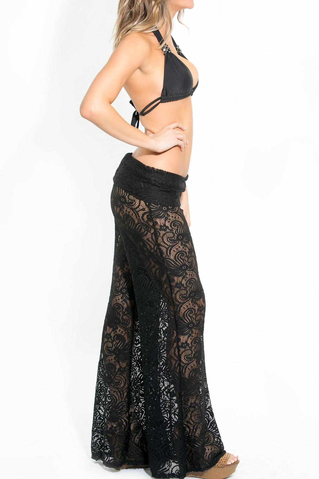 BeachCandy Lace Pants - Front Full Image