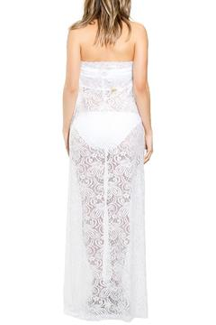 BeachCandy Long Lace Coverup - Alternate List Image