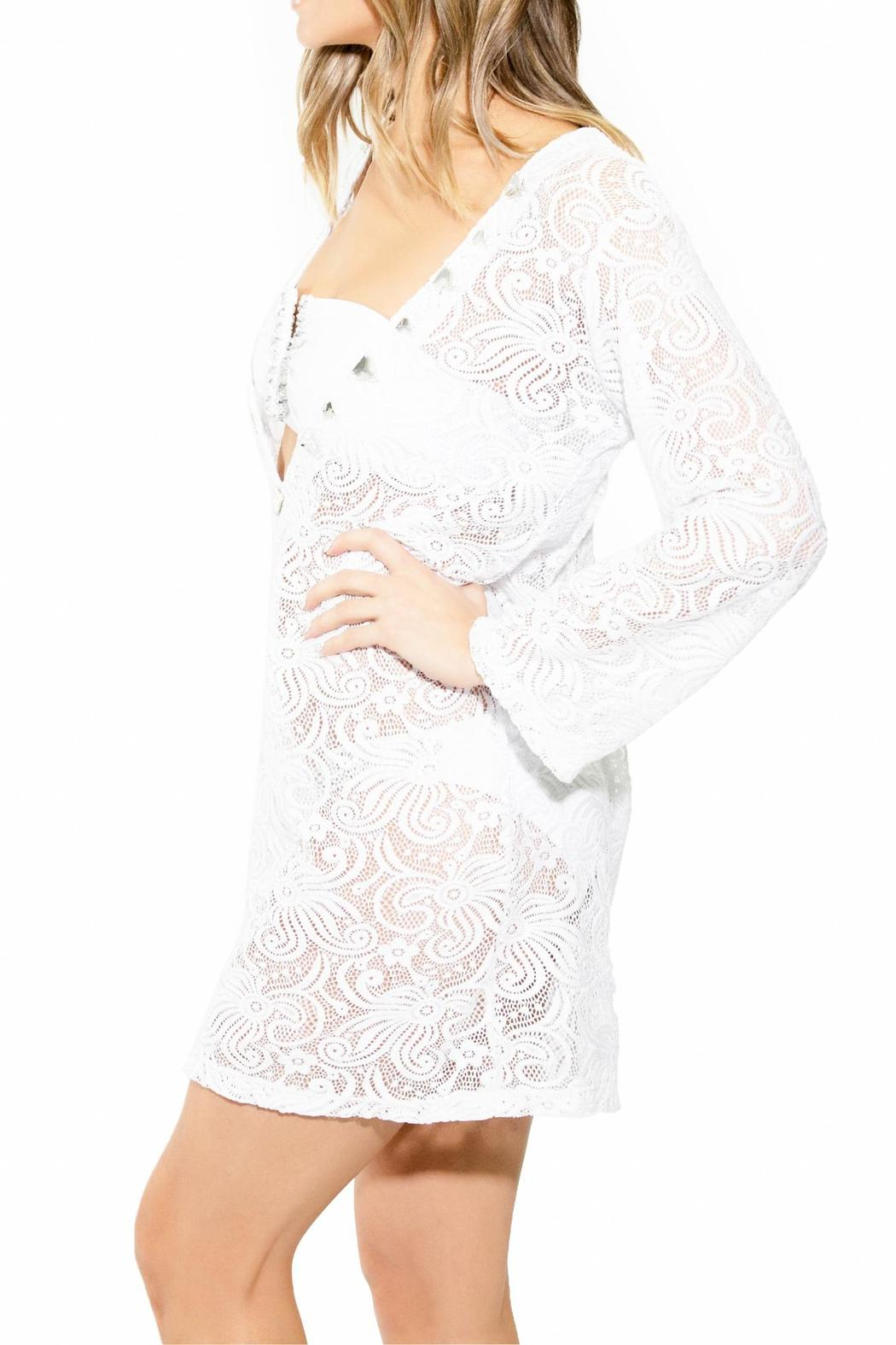 BeachCandy Mini Tunic Coverup - Front Full Image