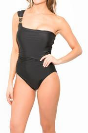 BeachCandy One Shoulder One Piece - Product Mini Image