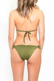 BeachCandy Seamless Bikini Bottom - Front full body