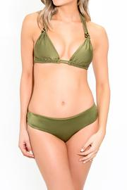 BeachCandy Seamless Bikini Bottom - Front cropped