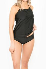 BeachCandy Seamless Boyshort Bottom - Front cropped