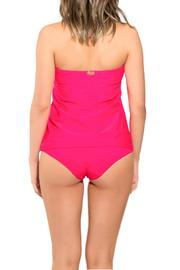 BeachCandy Seamless Boyshort Bottom - Front full body