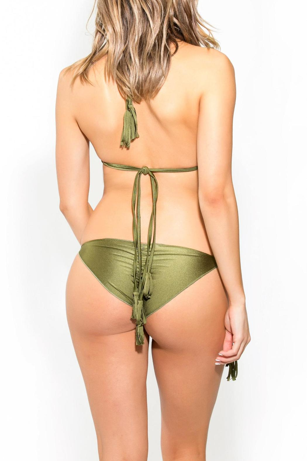 BeachCandy Skimpy Scrunch Tie Side - Side Cropped Image