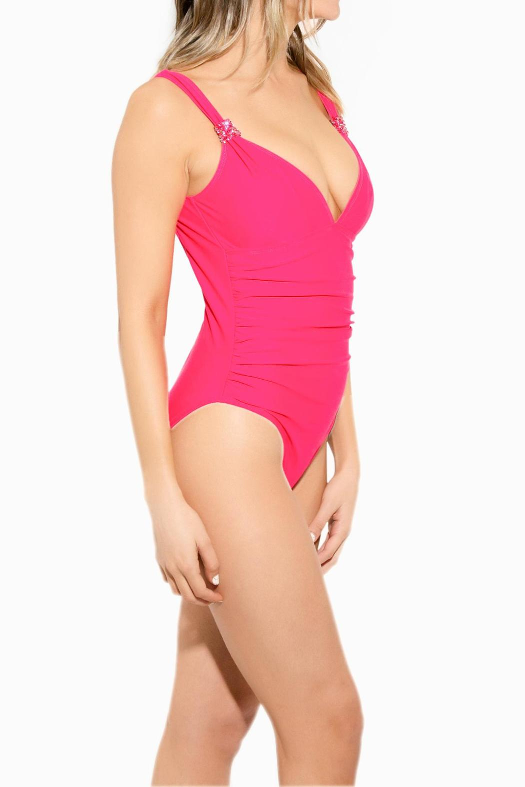 BeachCandy Slimming Miracle Suit - Front Full Image