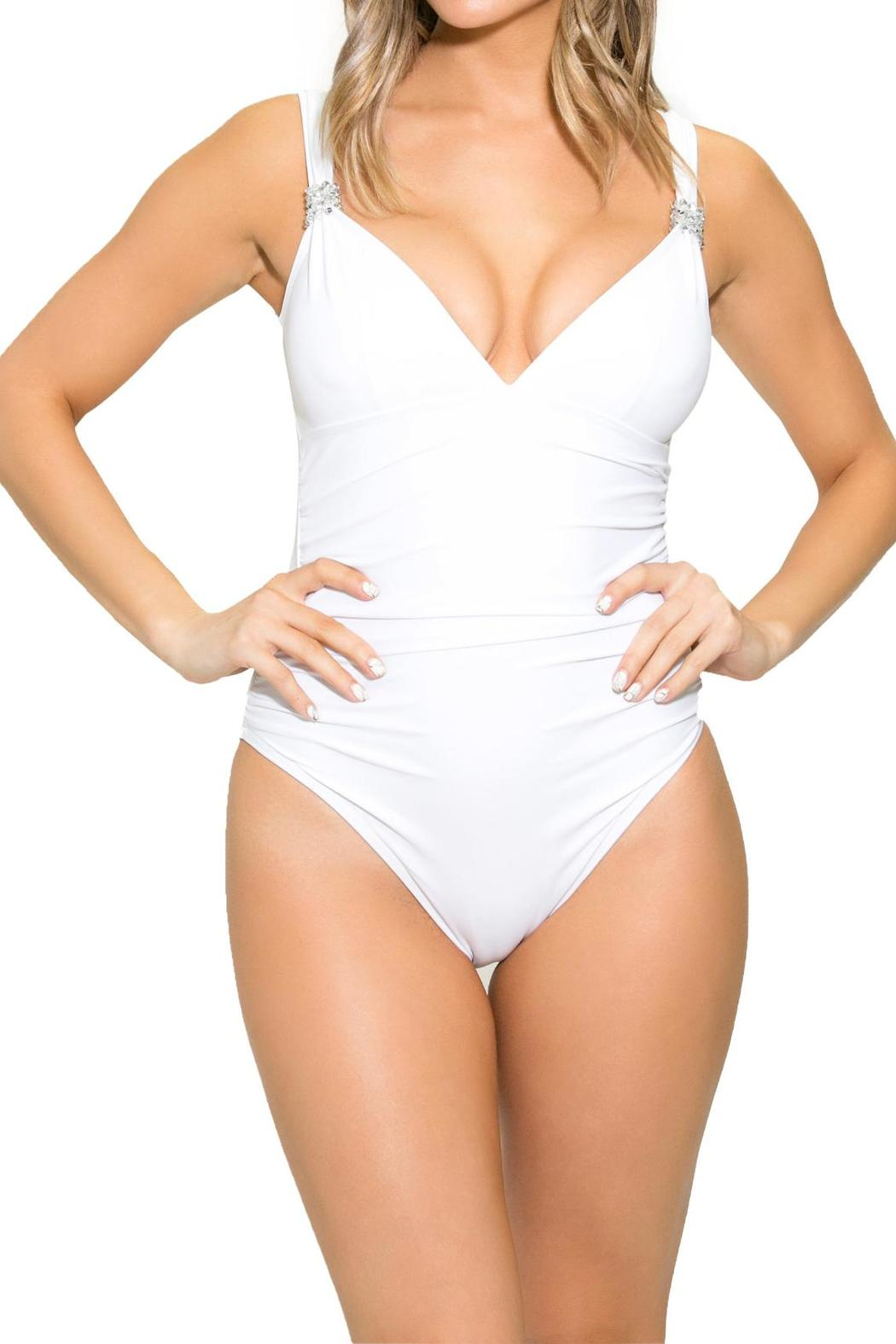 BeachCandy Slimming Miracle Suit - Front Cropped Image
