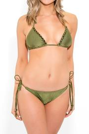 BeachCandy String Bikini Bottom - Front cropped