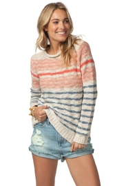 Rip Curl Beachclub Crew Top - Front full body