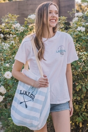 Lakegirl Beachcomber Tote Bag - Product Mini Image