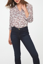 beachlunchlounge Alanna Floral Shirt - Product Mini Image