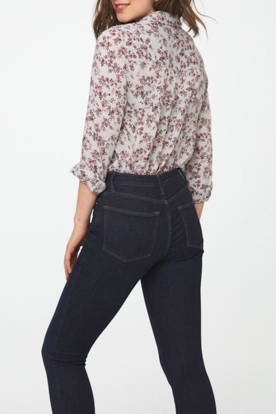 beachlunchlounge Alanna Floral Shirt - Front Full Image