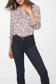 beachlunchlounge Alanna Floral Shirt - Side cropped