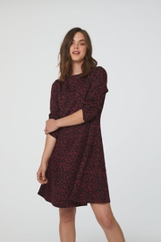 beachlunchlounge Animal Print Dress - Front cropped