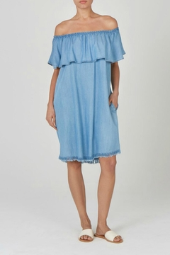beachlunchlounge Off Shouder Dress - Product List Image