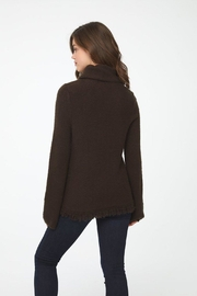 beachlunchlounge Sedona Turtleneck Sweater - Front full body