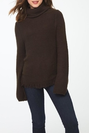 beachlunchlounge Sedona Turtleneck Sweater - Front cropped