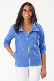 Tommy Bahama Beachy Bay Full-Zip Sweatshirt - Product Mini Image