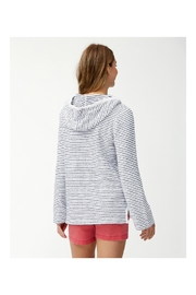 Tommy Bahama Beachy Stripe Hoodie - Front full body
