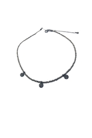 Lets Accessorize Bead Disc Choker - Product Mini Image